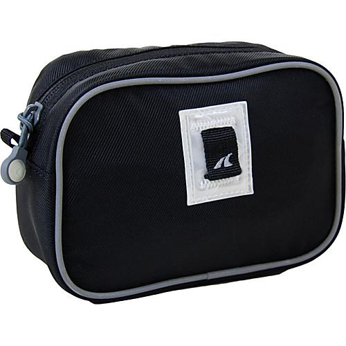 Detours Day Pass Handlebar Bag Black - Detours Sport Bags