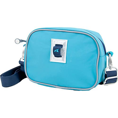 Detours Day Pass Handlebar Bag Teal - Detours Sport Bags