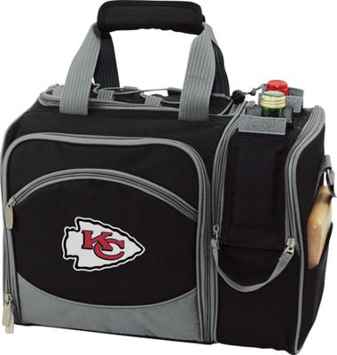 Picnic Time Picnic Time Kansas City Chiefs Malibu Insulated Picnic Pack Kansas City Chiefs - Picnic Time Outdoor Coolers