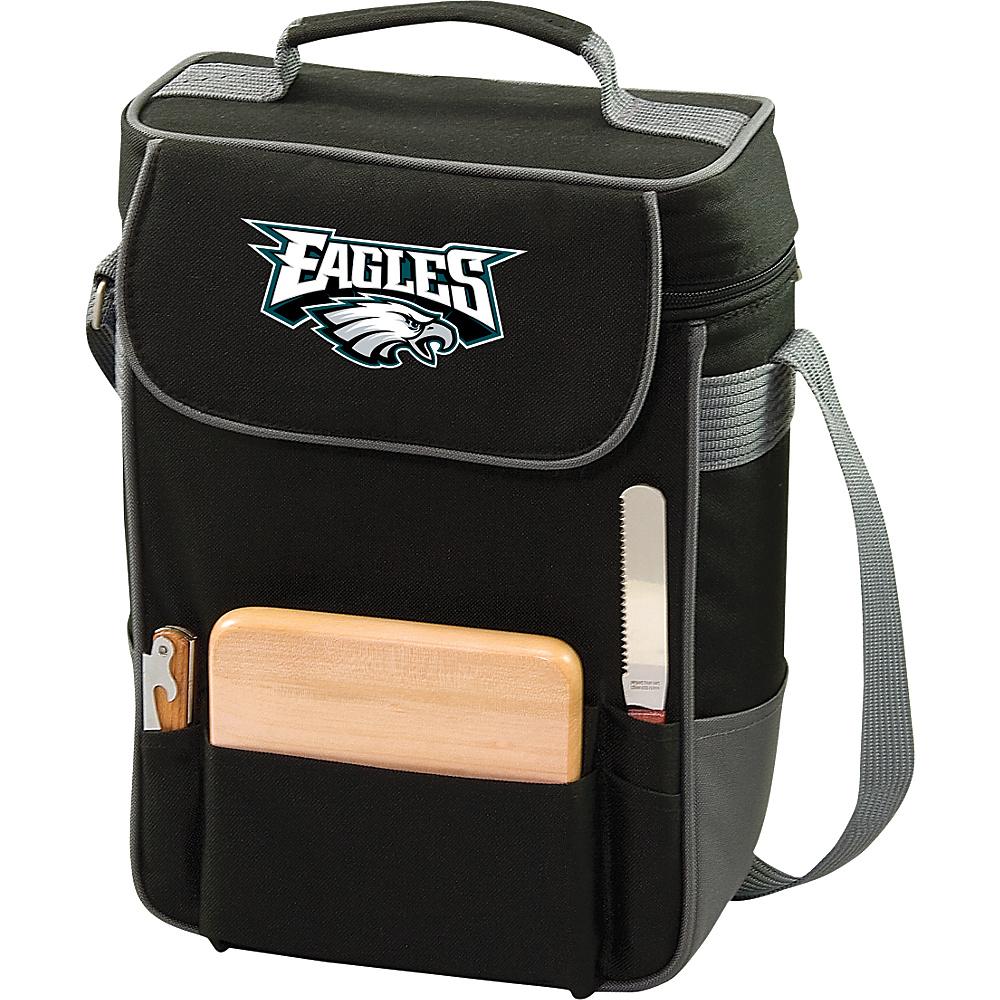 Picnic Time Philadelphia Eagles Duet Wine & Cheese Tote Philadelphia Eagles - Picnic Time Outdoor Coolers - Outdoor, Outdoor Coolers