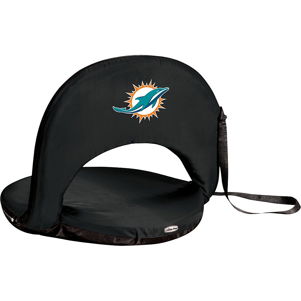 Picnic Time Miami Dolphins Oniva Seat Miami Dolphins - Picnic Time Outdoor Accessories - Outdoor, Outdoor Accessories