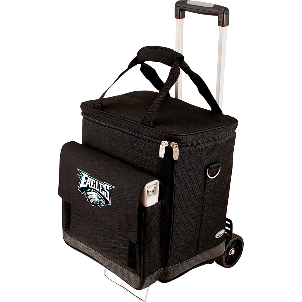 Picnic Time Philadelphia Eagles Cellar w/Trolley Philadelphia Eagles - Picnic Time Outdoor Coolers - Outdoor, Outdoor Coolers