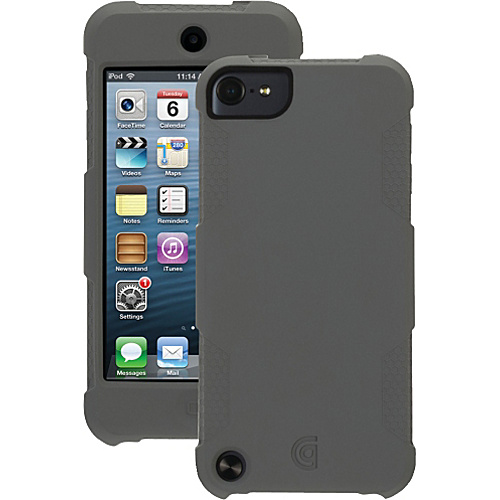 Griffin iPod Touch 5g Protector Case Gray - Griffin Personal Electronic Cases