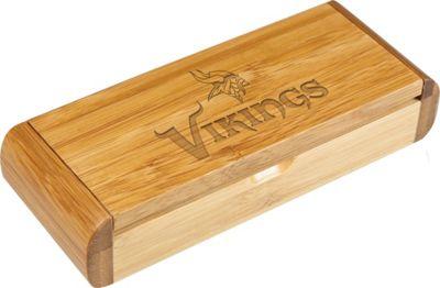 Picnic Time Minnesota Vikings Elan Bamboo Corkscrew Minnesota Vikings - Picnic Time Outdoor Accessories