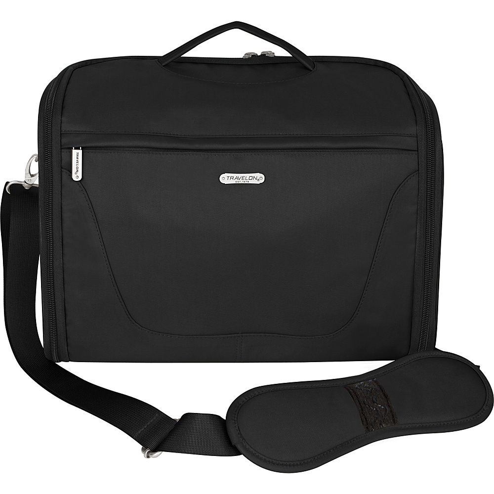 Travelon Independence Travel Toiletry Kit Bag Black - Travelon Toiletry Kits - Travel Accessories, Toiletry Kits