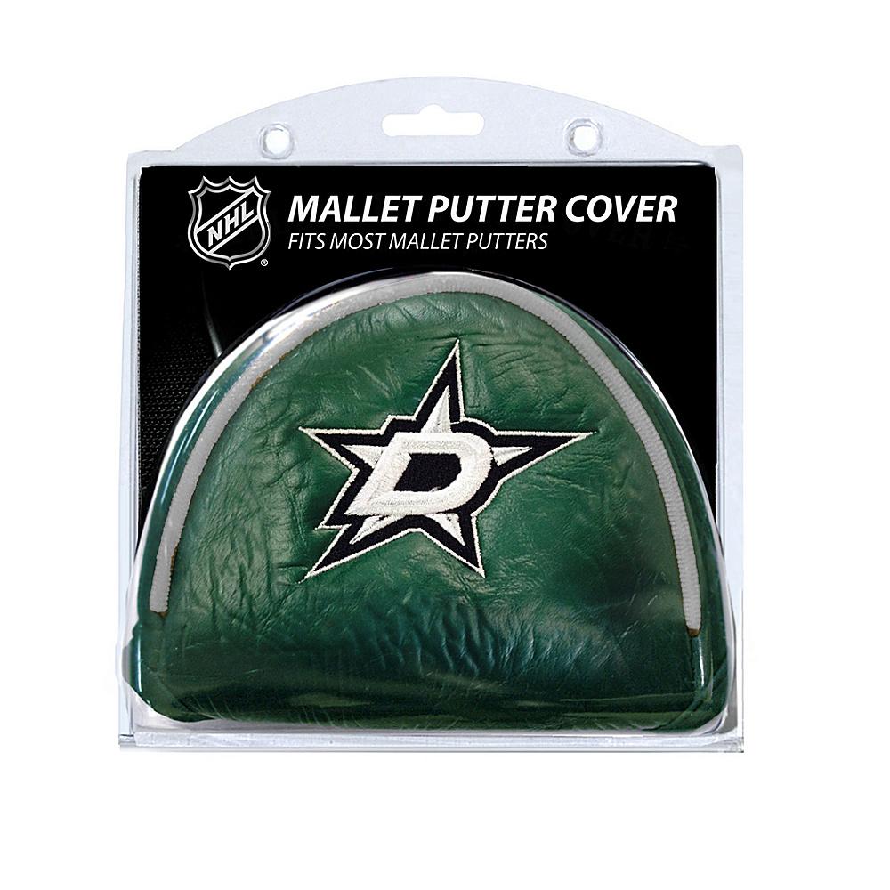 Team Golf USA Dallas Stars Mallet Putter Cover Team Color - Team Golf USA Golf Bags