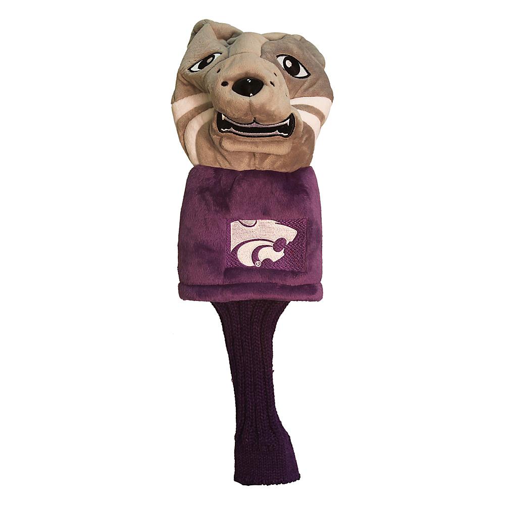 Team Golf USA Kansas State University Wildcats Mascot Headcover Team Color - Team Golf USA Golf Bags
