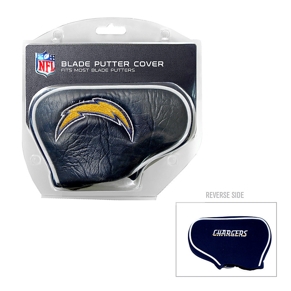 Team Golf USA San Diego Chargers Blade Putter Cover Team Color - Team Golf USA Golf Bags