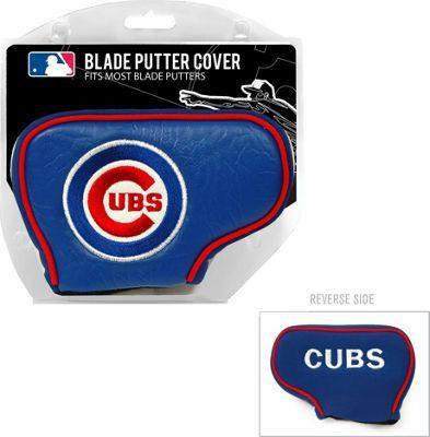 Team Golf USA Chicago Cubs Blade Putter Cover Team Color ...