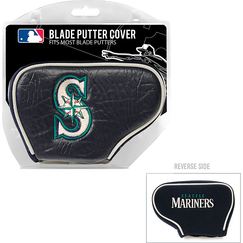 Team Golf USA Seattle Mariners Blade Putter Cover Team Color - Team Golf USA Golf Bags