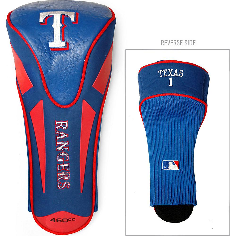 Team Golf USA Texas Rangers Rangers Single Apex Head Cover Team Color - Team Golf USA Golf Bags