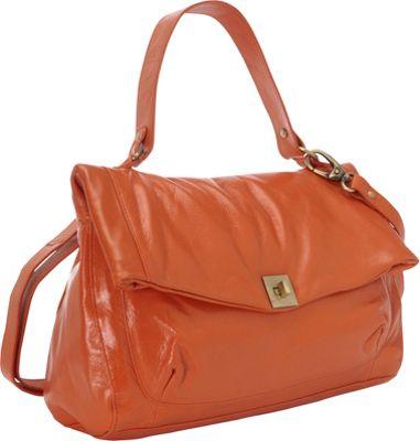 Latico Leathers Ellis Satchel Salmon - Latico Leathers Leather Handbags