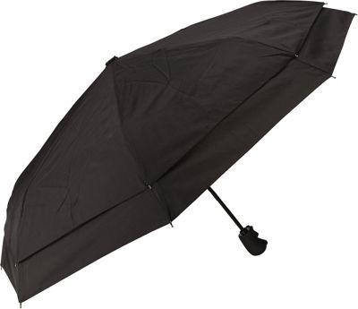 Samsonite Travel Accessories Windguard Auto Open/Close Umbrella Black - Samsonite Travel Accessories Umbrellas and Rain Gear