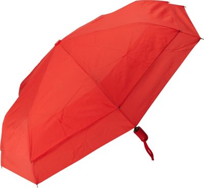 Samsonite Windguard Auto Open/Close Umbrella Red - Samsonite Umbrellas and Rain Gear