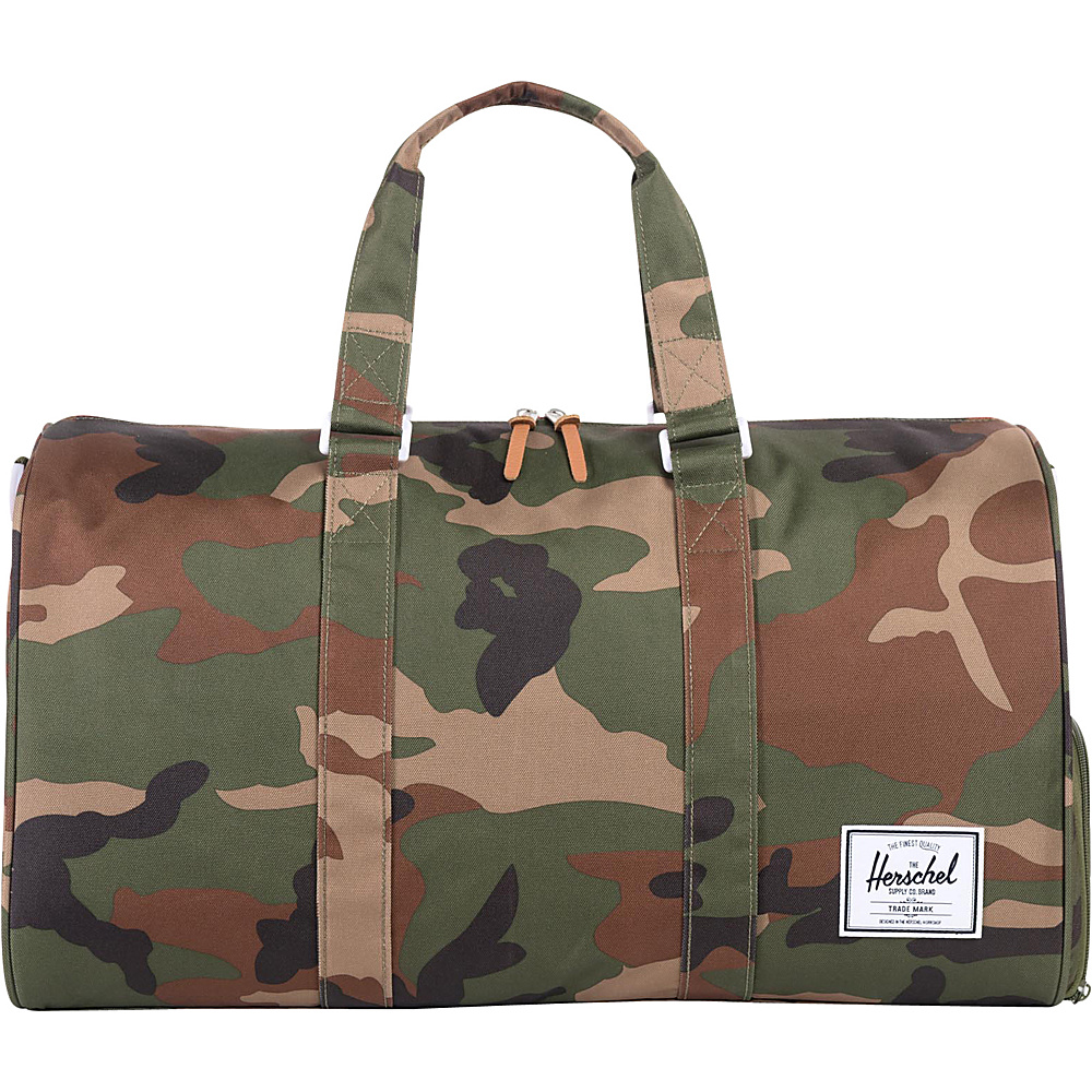 Herschel Supply Co. Novel Duffel Wcam Zip Herschel Supply Co. Travel Duffels