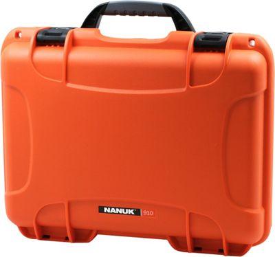 NANUK 910 Water Tight Protective Case Orange - NANUK Camera Accessories