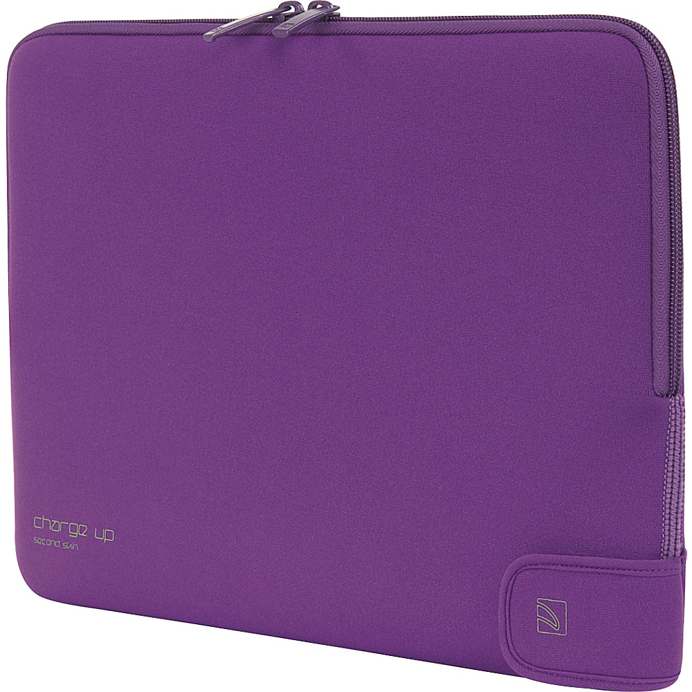 "Tucano Second Skin Charge Up Apple MacBook Air 11"" Purple - Tucano Electronic Cases"