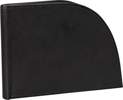 Rogue Wallets Rogue Wallets RFID Traveler Series Wallet Black - Rogue Wallets Men's Wallets