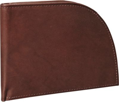 Rogue Wallets RFID Traveler Series Wallet Brown - Rogue Wallets Men's Wallets