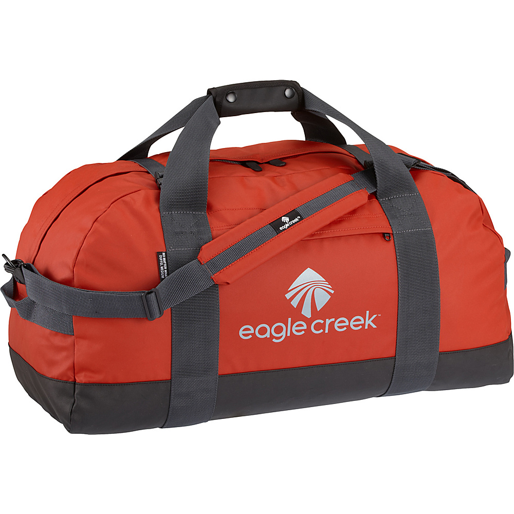 Eagle Creek No Matter What Flashpoint Duffel M Red Clay - Eagle Creek Travel Duffels - Duffels, Travel Duffels