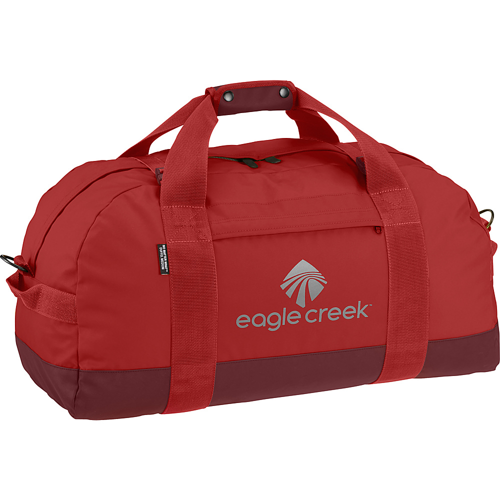 Eagle Creek No Matter What Flashpoint Duffel M Firebrick Eagle Creek Travel Duffels