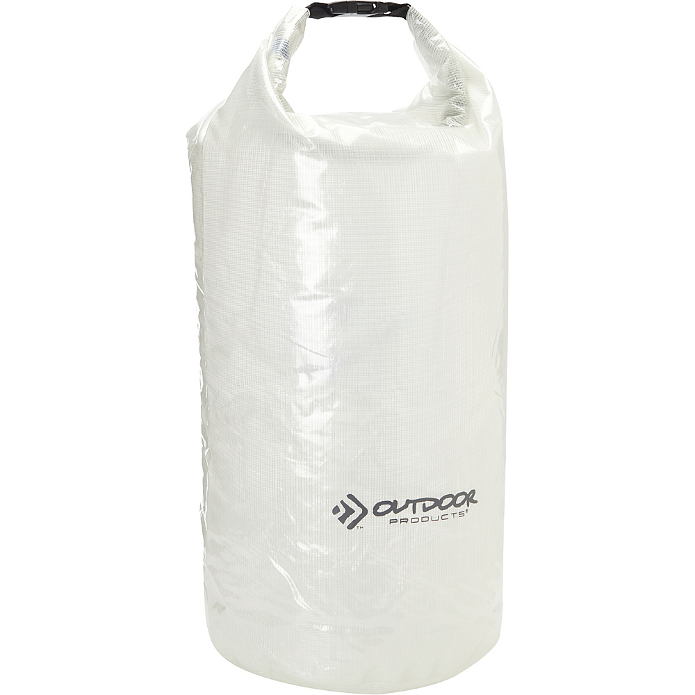 Outdoor Products 25l Valuable Dry Bag CLEAR - Outdoor Products Other Sports Bags