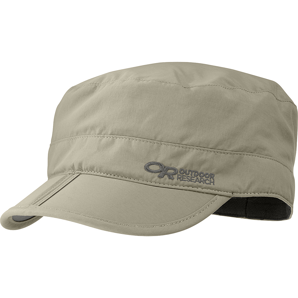 Outdoor Research Radar Pocket Cap M - Khaki - Outdoor Research Hats/Gloves/Scarves - Fashion Accessories, Hats/Gloves/Scarves