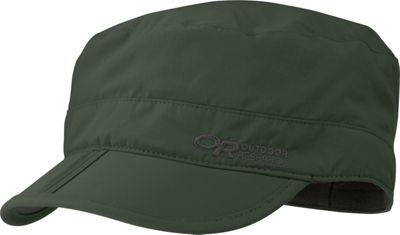 Outdoor Research Radar Pocket Cap One Size - Evergreen - Outdoor Research Hats/Gloves/Scarves