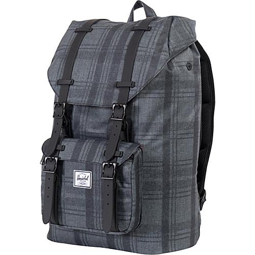 beb567ec96f ... Zaino Uomo Donna Herschel Backpack Men Woman Little America Mid Rubber  UPC 828432066681 product image for Herschel Supply Co. Little America  Mid-Volume ...