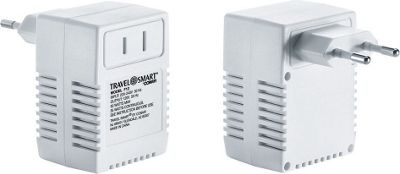 Travel Smart by Conair Travel Smart by Conair 50-Watt International Transformer White - Travel Smart by Conair Electronic Accessories