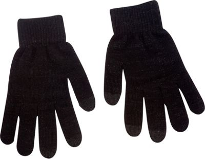 Magid Lux Touch Screen Gloves Black - Magid Hats/Gloves/Scarves
