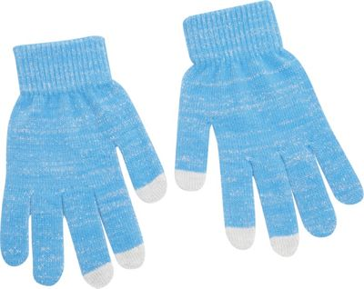 Magid Lux Touch Screen Gloves Blue - Magid Hats/Gloves/Scarves