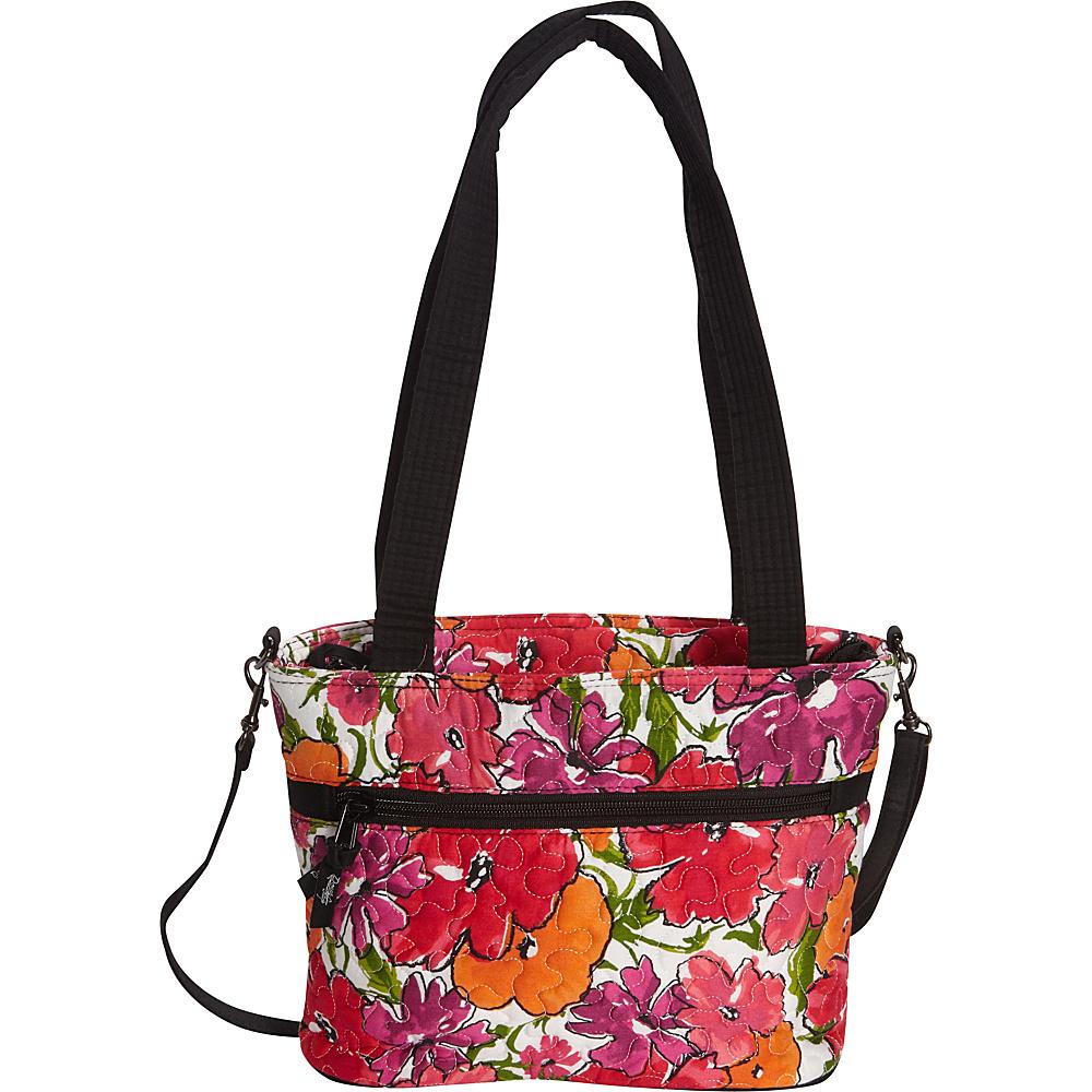 Donna Sharp Jenna Bag Malibu Flower - Donna Sharp Fabric Handbags