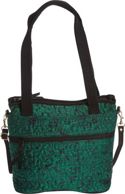 Jenna Bag Jade - Donna Sharp Fabric Handbags
