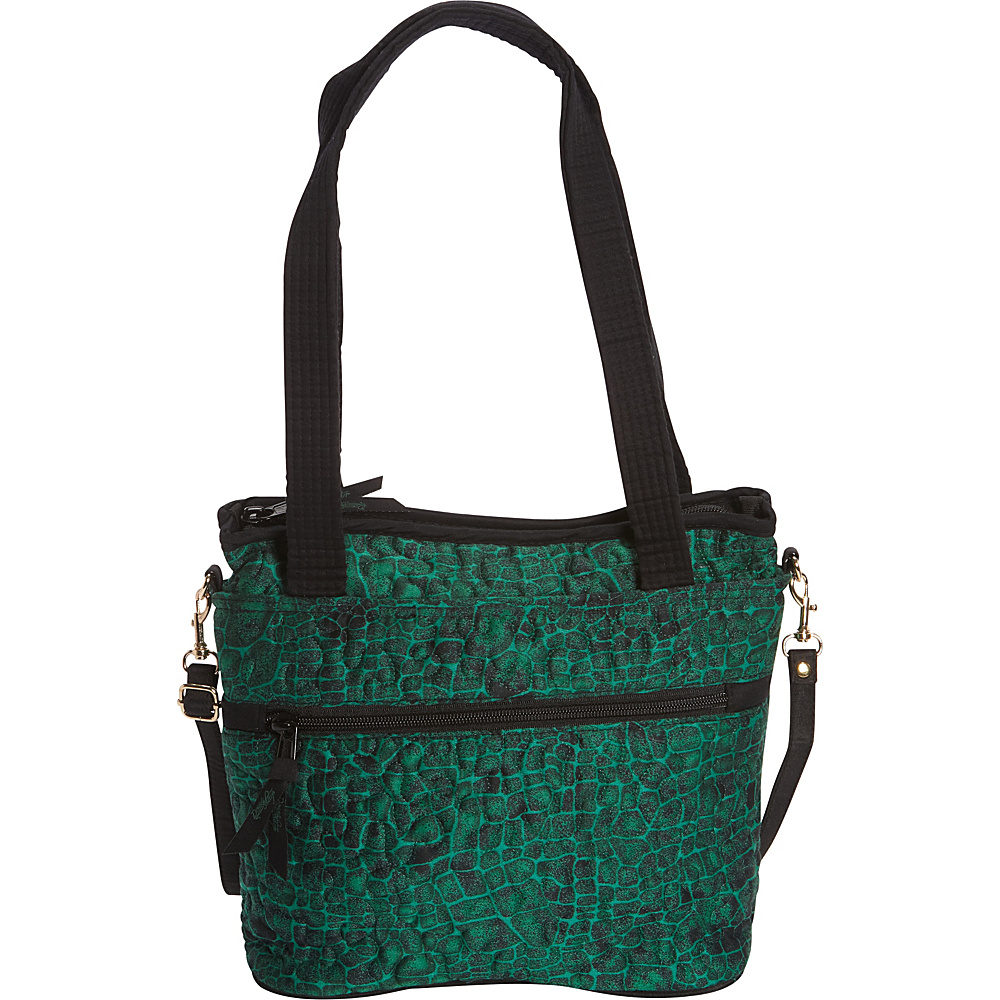 Donna Sharp Jenna Bag Jade Donna Sharp Fabric Handbags