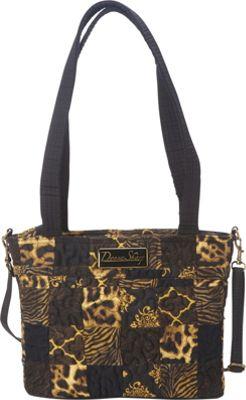 Donna Sharp Jenna Bag Milan - Donna Sharp Fabric Handbags