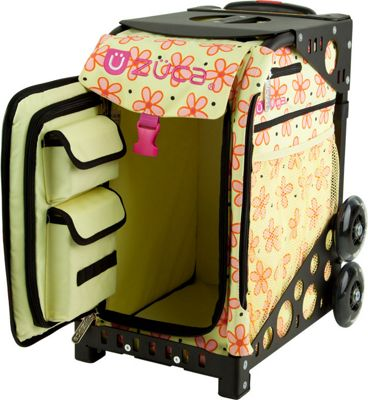 ZUCA Sport Flowerz/Hot Pink Frame Flowerz - Pink Frame - ZUCA Other Sports Bags