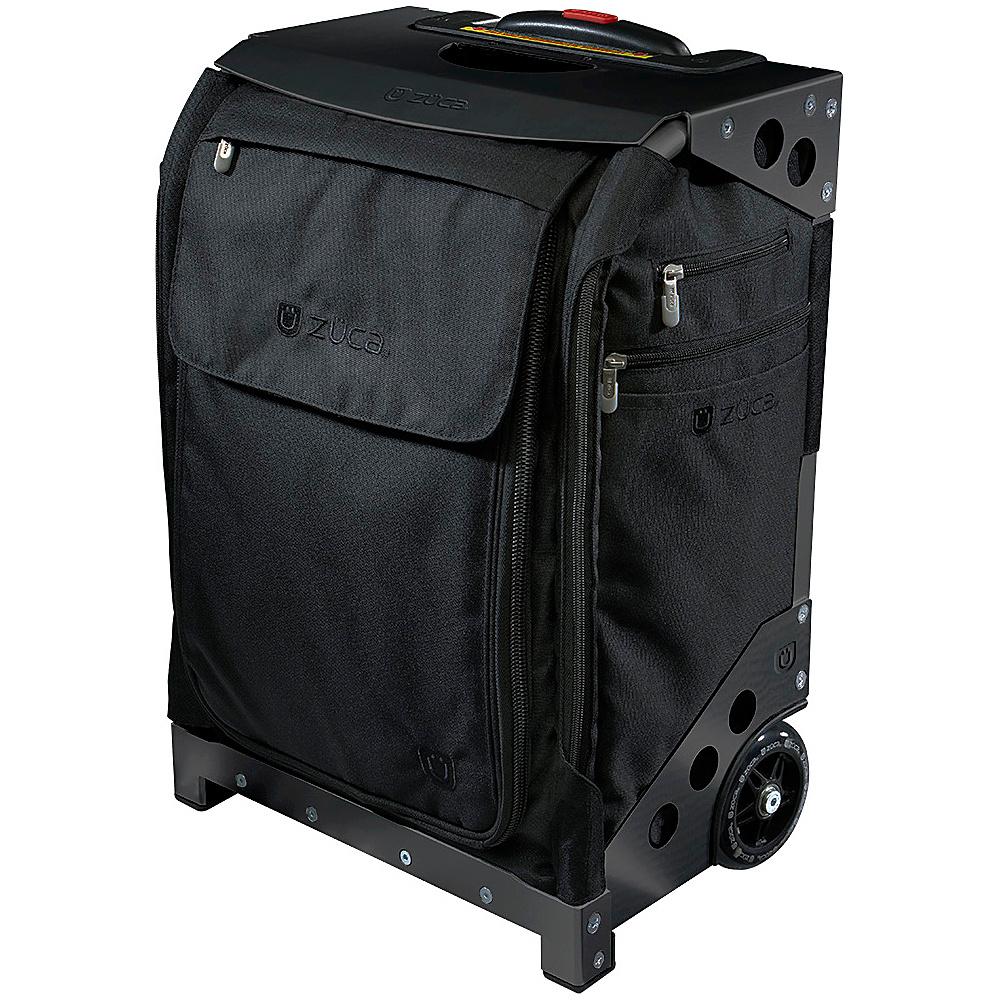 ZUCA Flyer Travel Black Black Frame Black Black Frame ZUCA Softside Carry On