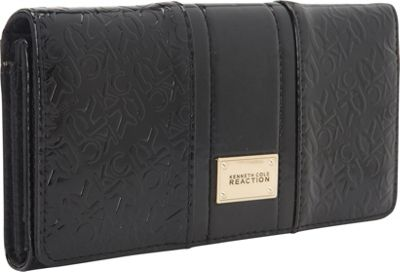 Kenneth cole reaction womens saffiano tri me a river wallet