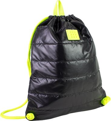 Fuel Neon Sling Bag Black - Fuel Everyday Backpacks