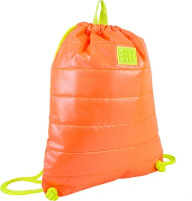Fuel Neon Sling Bag Tangerine - Fuel Everyday Backpacks