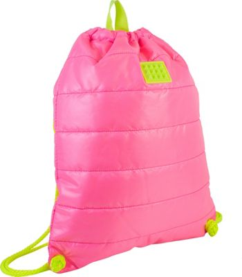 Fuel Fuel Neon Sling Bag Pink Sizzle - Fuel Everyday Backpacks