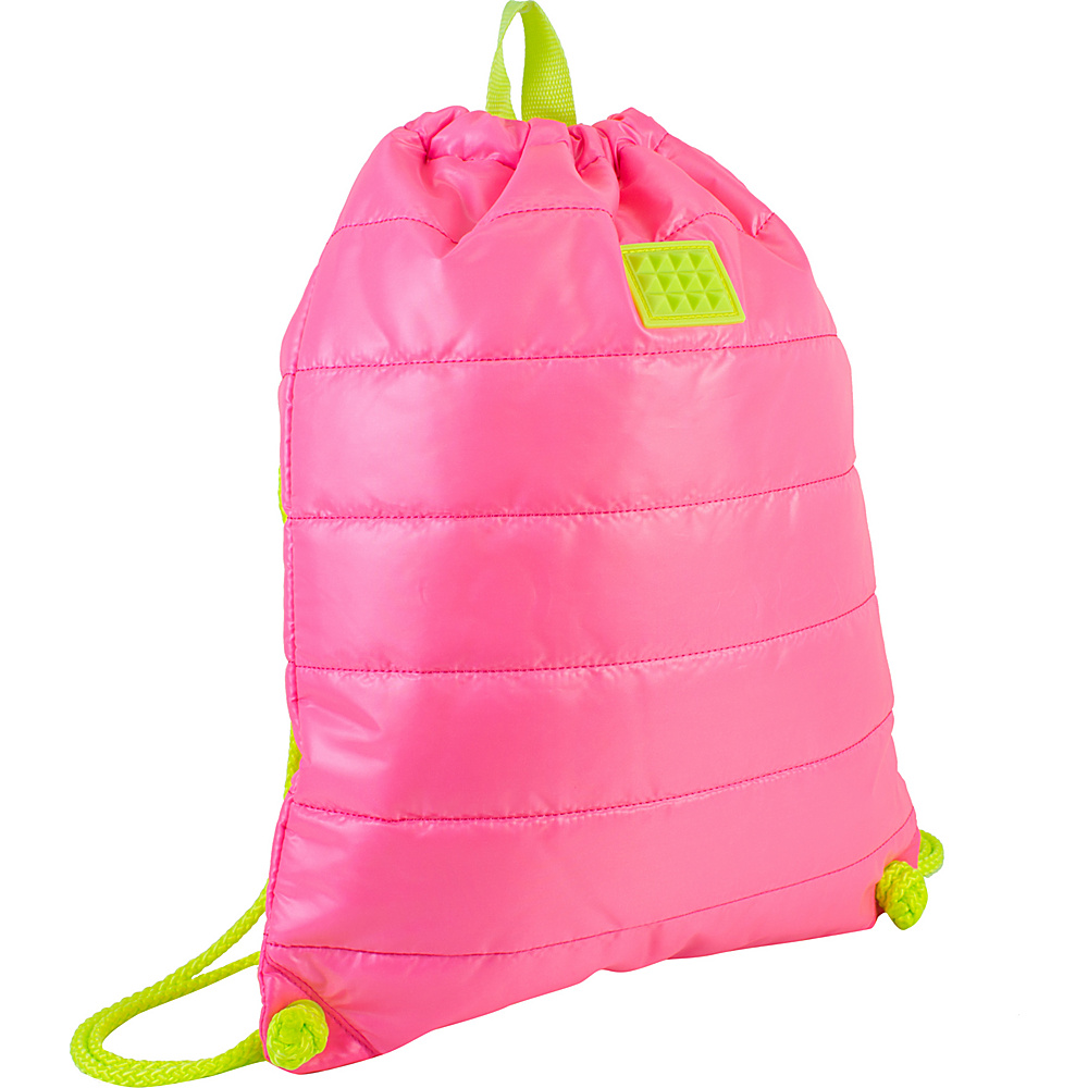 Fuel Neon Sling Bag Pink Sizzle - Fuel Everyday Backpacks