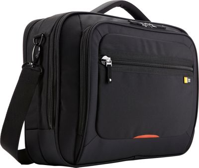 Case Logic 16 inch Professional Laptop Briefcase Black - Case Logic Non-Wheeled Business Cases