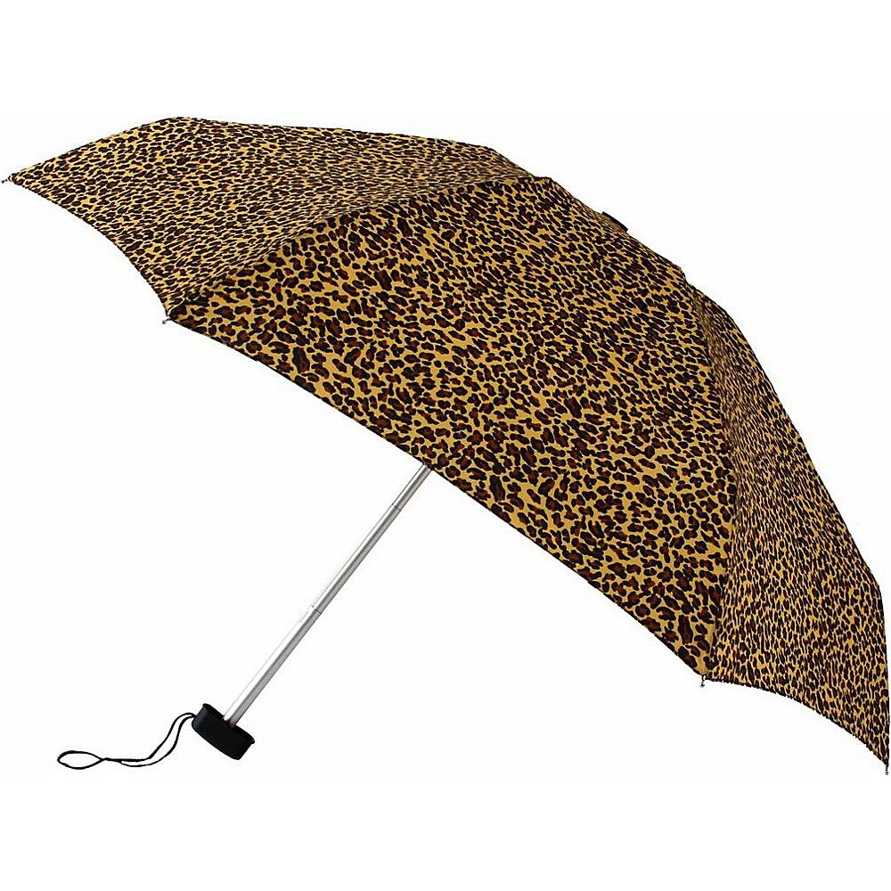 Leighton Umbrellas Genie cheetah Leighton Umbrellas Umbrellas and Rain Gear