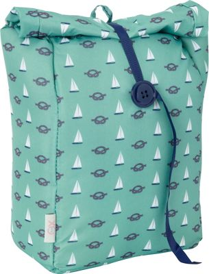 blue avocado eco button bag