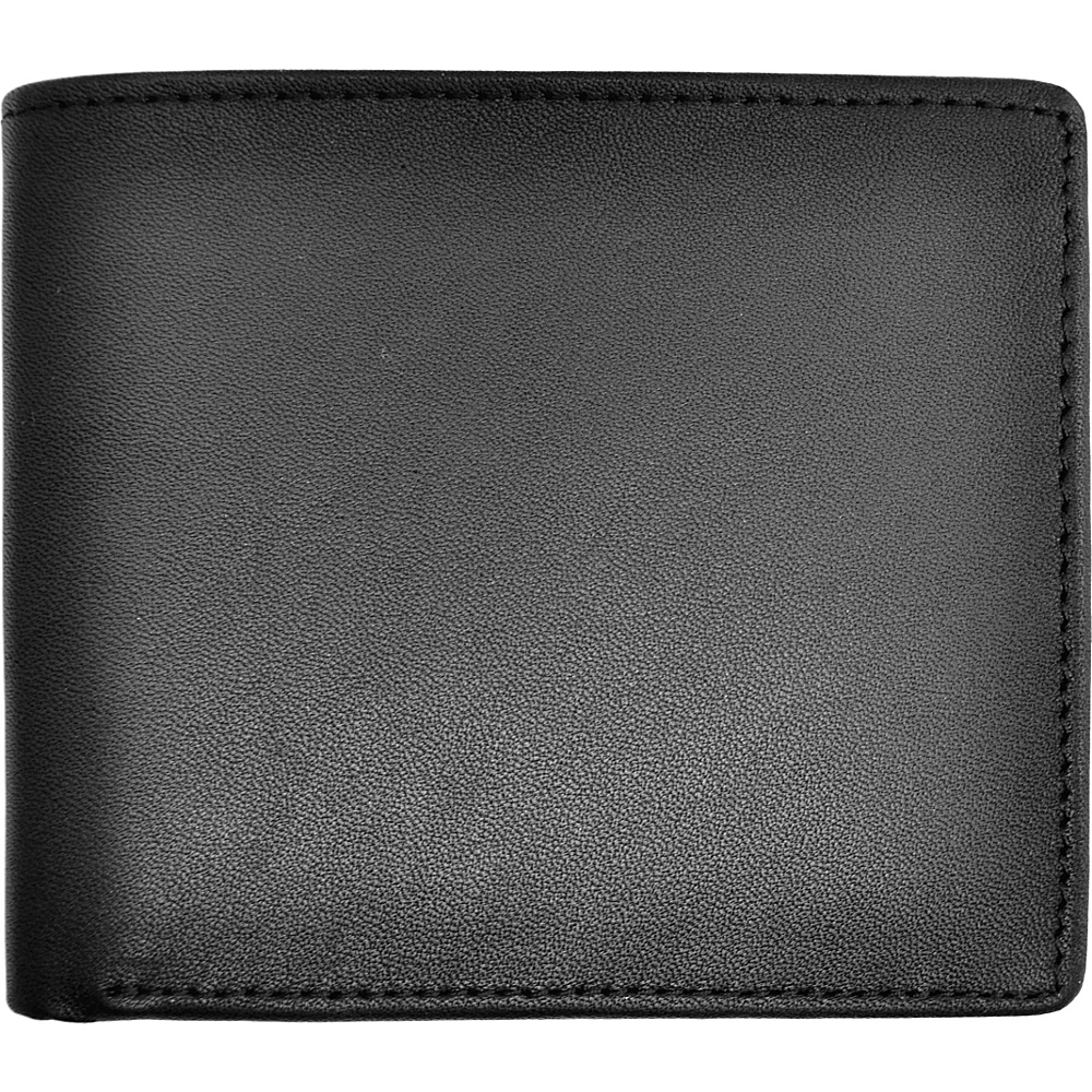Royce Leather Freedom Wallet for Men Black - Royce Leather Mens Wallets - Work Bags & Briefcases, Men's Wallets