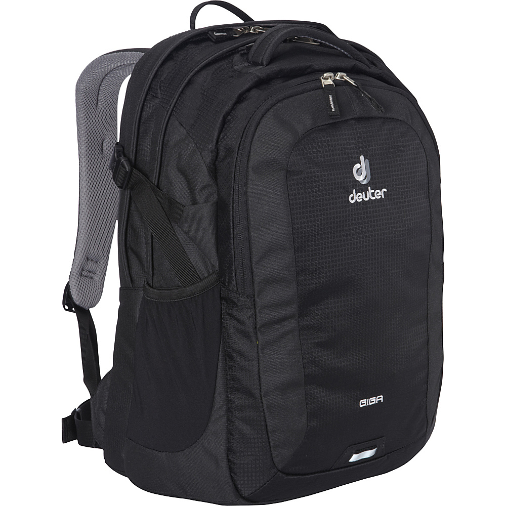 Deuter Giga Laptop Backpack Black Deuter Business Laptop Backpacks