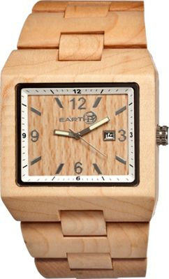 Earth Wood Rhizomes Tan - Earth Wood Watches