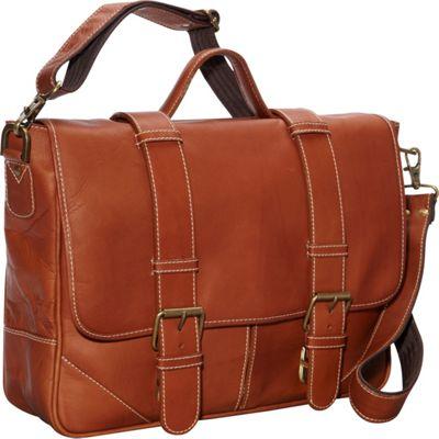 ClaireChase Laredo Messenger Saddle - ClaireChase Messenger Bags